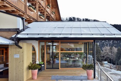 Mountain Hotel Schlemmer