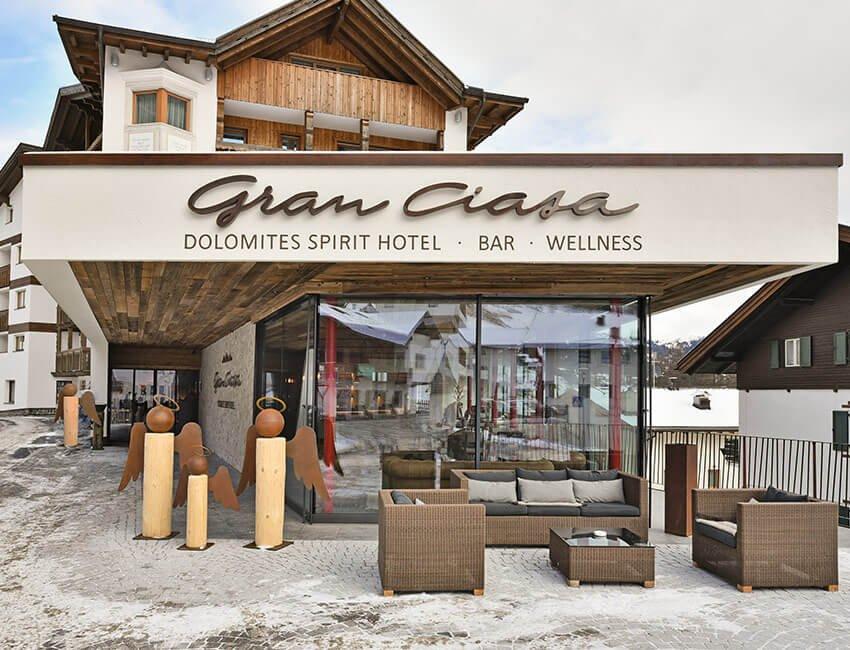 Hotel Ciasa Grande
