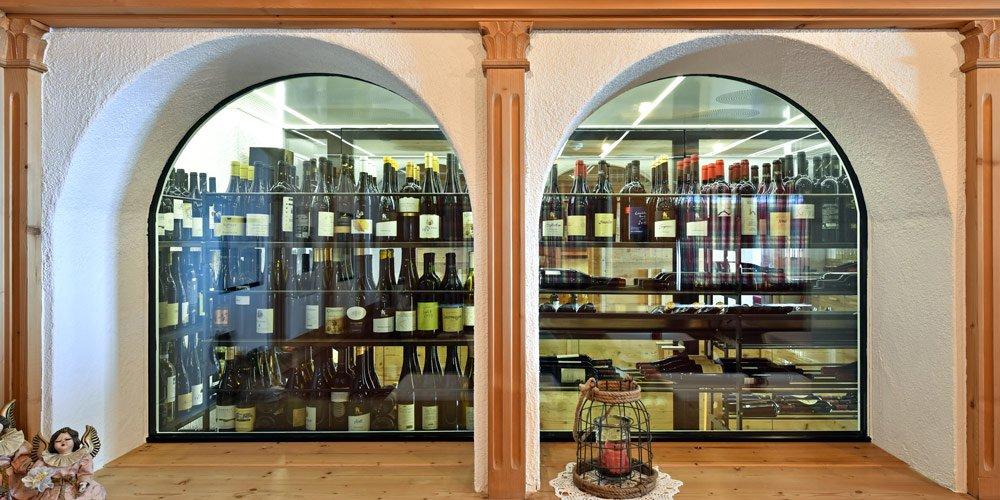 Ihr maßgeschneidertes Klima-Weinlager