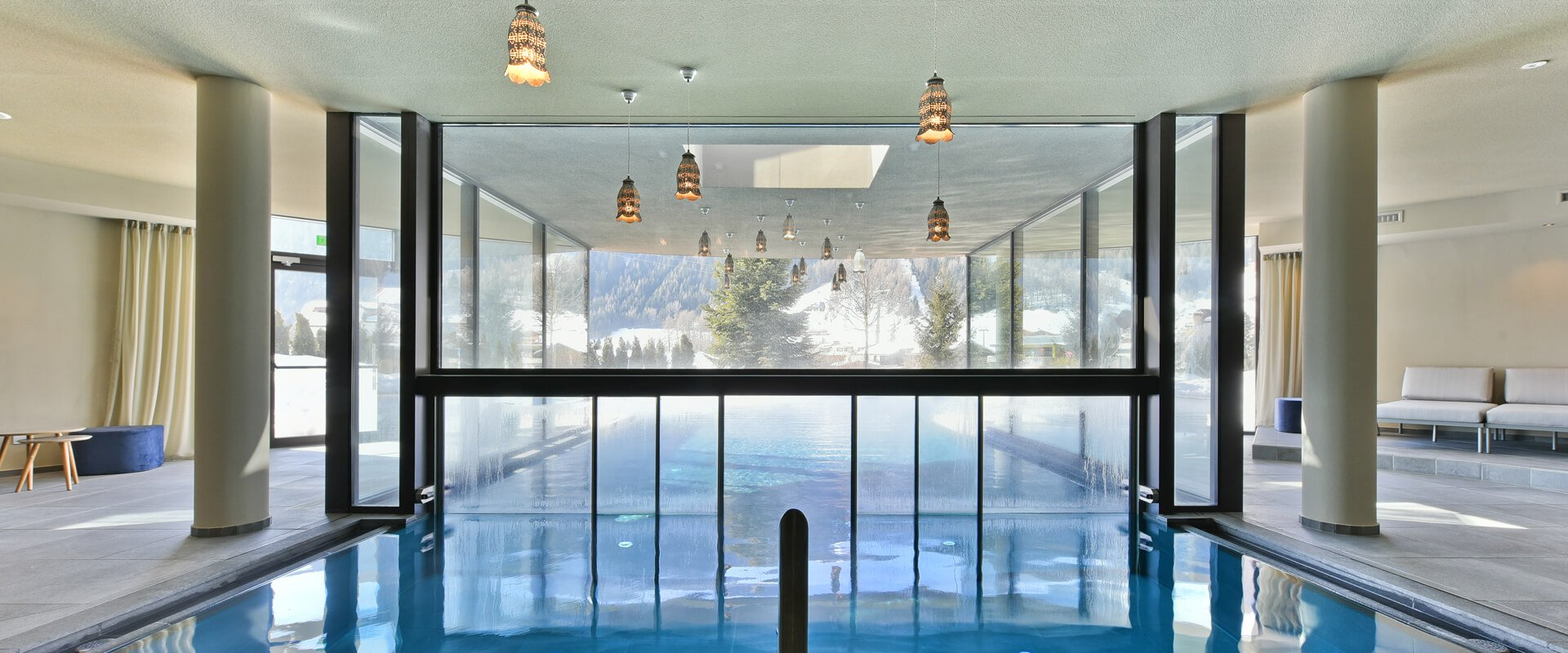 schwimmbad verglasungen