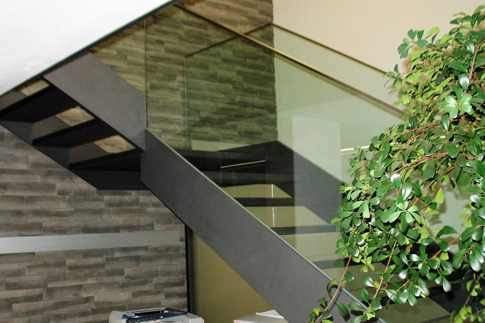 Our stairs construction for private houses, offices and shops >>>